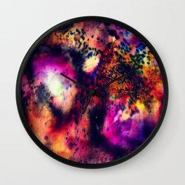 Acid Bacteria Wall Clock