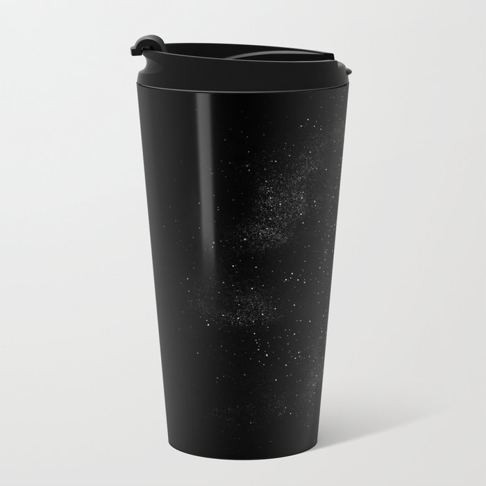 Love Space Metal Travel Mug