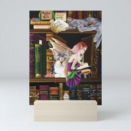 The Librarians Mini Art Print