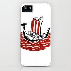 Lone Viking Slim Case iPhone (5, 5s)