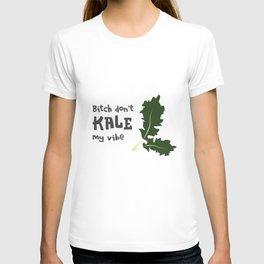 Kale humor T-shirt