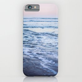 Pacific Ocean Waves iPhone Case