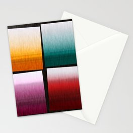 Abstract Composition 505 Stationery Cards
