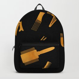 Hair Beauty Backpack