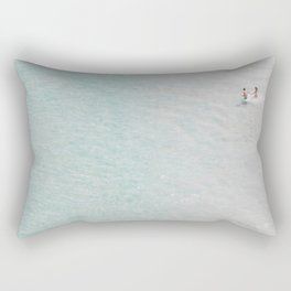 beach - summer of love II Rectangular Pillow