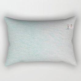 beach - summer of love II Rectangular Pillow