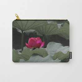 Nature's Pink Carry-All Pouch