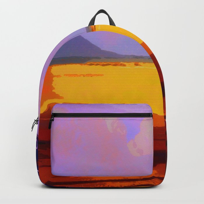Road to Cairo Backpack