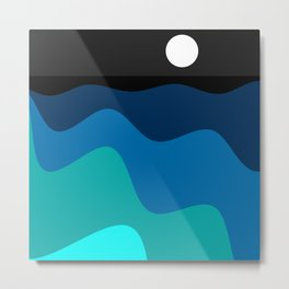Abstraction 009 Metal Print