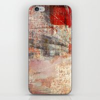 subway iPhone & iPod Skins featuring Subway by Fernando Vieira