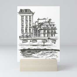 Paris Mini Art Print