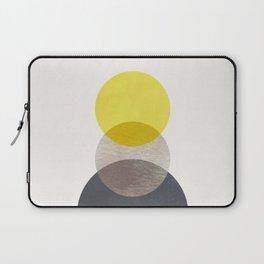 SUN MOON EARTH Laptop Sleeve