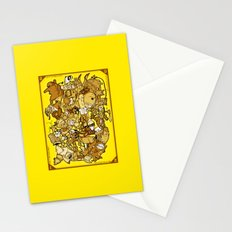 end of the world party (commemorative edition) Stationery Cards