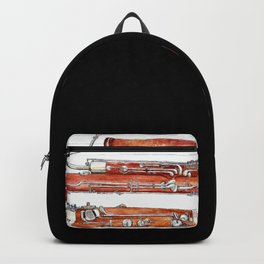 Bassoon Backpack