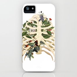 Lung iPhone Case