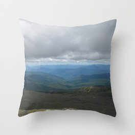 Before We Were Privy to the Knowledge Throw Pillow