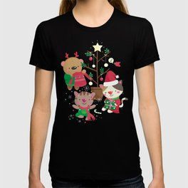 Holiday Crew T-shirt