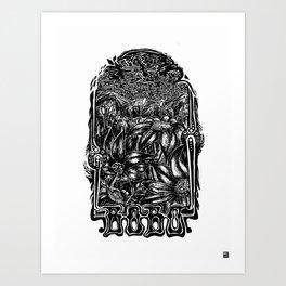 Bobo Classic Art Print