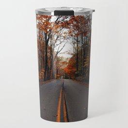 Orange Trees & Backroad Dreams Travel Mug