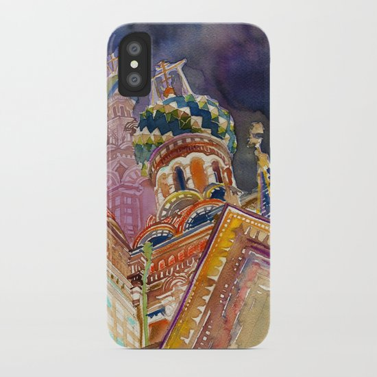 Saint Petersburg iPhone Case