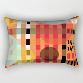 Enlightment Rectangular Pillow