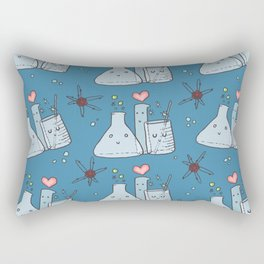 Glassware Friends Rectangular Pillow