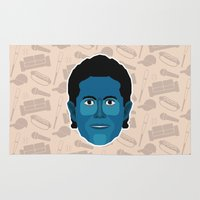 seinfeld Area & Throw Rugs featuring Jerry Seinfeld - Seinfeld by Kuki