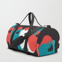 Gender PRIDE LGBT LGBTIQ QUEER FEMINIST FEMINISM ACTIVISM ACTIVIST Duffle Bag