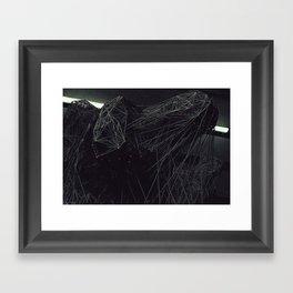 uninterpretlos Framed Art Print