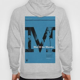 Hitchcock: Dial M For Murder Hoody