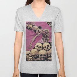 Lost Love Unisex V-Neck