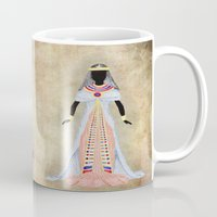 egypt Mugs featuring Egypt by Dany Delarbre