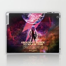 Space Oddity Laptop & iPad Skin