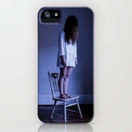 disociación iPhone Case