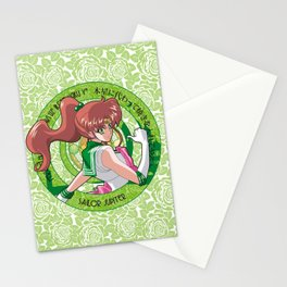Sailor Jupiter - Crystal Intro Stationery Cards
