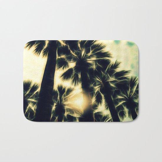 Palm Trees II Bath Mat