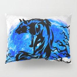 WOLF OF THE NIGHT Pillow Sham