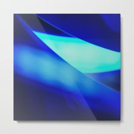 Abstract 3 Metal Print