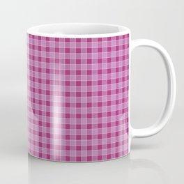 Checkered Squares Coffee Mug