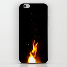 Fire Up iPhone Skin