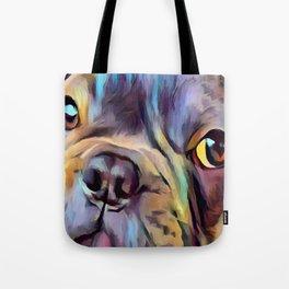 French Bulldog 4 Tote Bag
