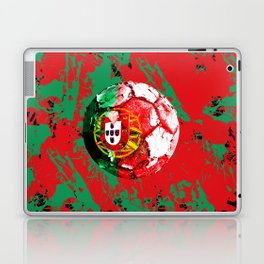 football Portugal  Laptop & iPad Skin