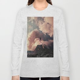 You came from the Clouds Long Sleeve T-shirt