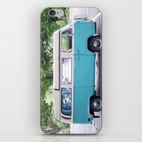 vw iPhone & iPod Skins featuring VW by myhideaway