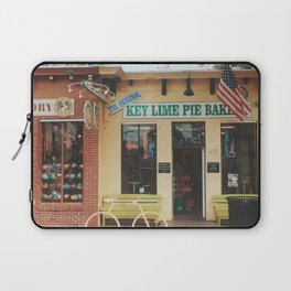 The Original Key Lime Pie Bakery Laptop Sleeve