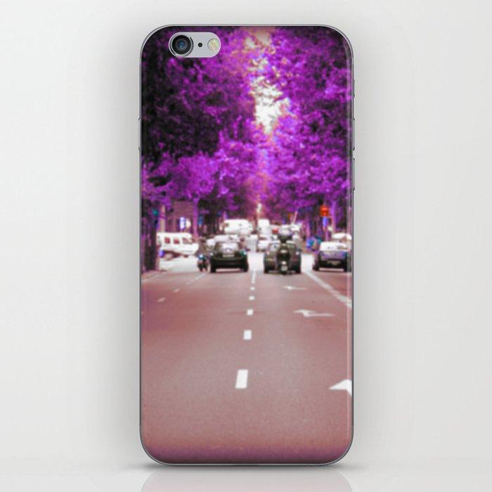 Con el cristal con que se mira iPhone Skin
