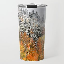 Fall to Winter Travel Mug