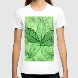 Foliage 2 T-shirt