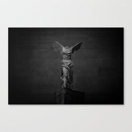 WINGED VICTORY Canvas Print