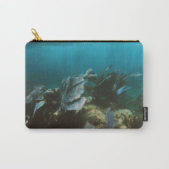 Mexican Caribbean Sealife Carry-All Pouch